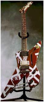 Eddie Van Halens Ibanez Shark Destroyer Project Evh