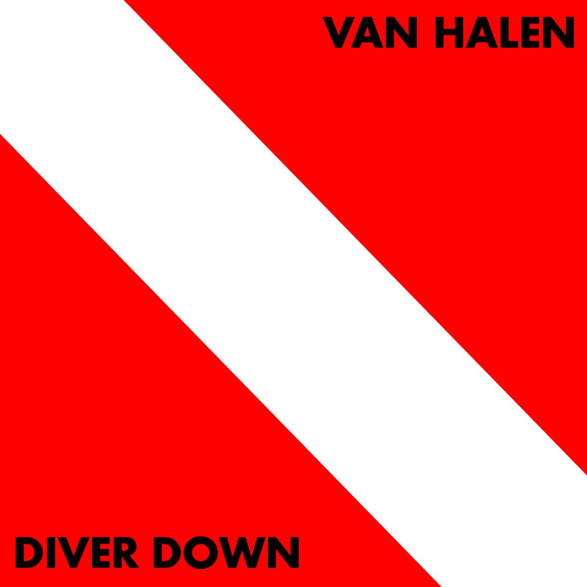 Download mp3 full flac album vinyl rip Secrets - Van Halen - Diver Down (CD, Album)